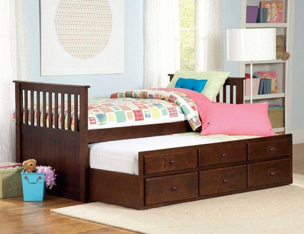 Comfortable Cool Kids Beds For Kids Bedroom