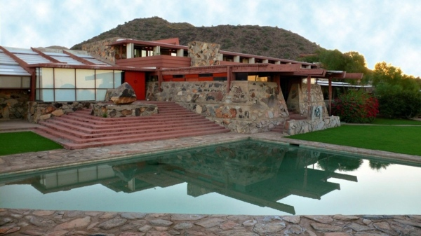 Organic Architecture organic architecture – natural and sculptural features   interior