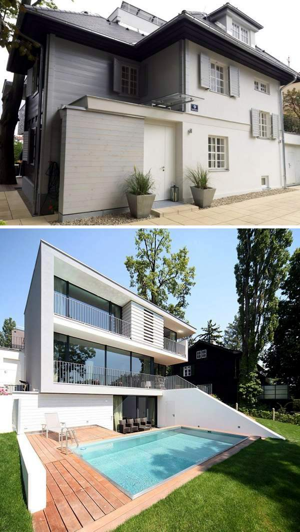 Beautiful House Extension Design Ideas Contemporary Contemporary ...