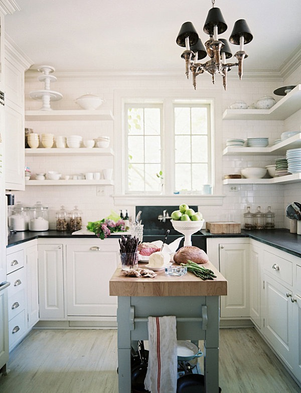 Beautiful design ideas for small kitchens interior for Beautiful small kitchens