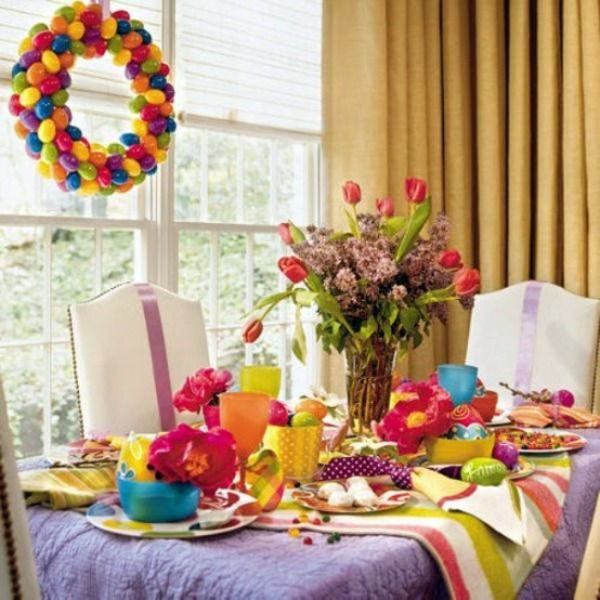 Dekoration - 40 Easter table decoration ideas for an unforgettable family celebration & 40 Easter table decoration ideas for an unforgettable family ...