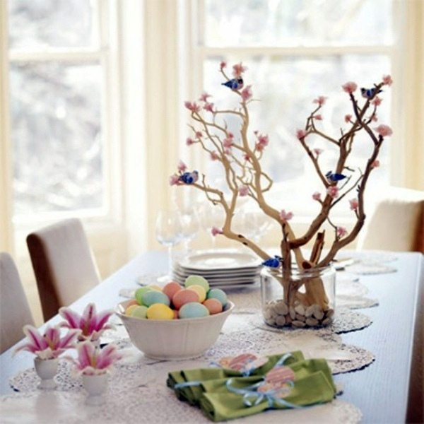 ... 40 Easter Table Decoration Ideas For An Unforgettable Family Celebration