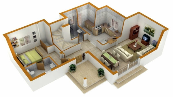 Room planner free 3d room planner interior design for Planner casa 3d