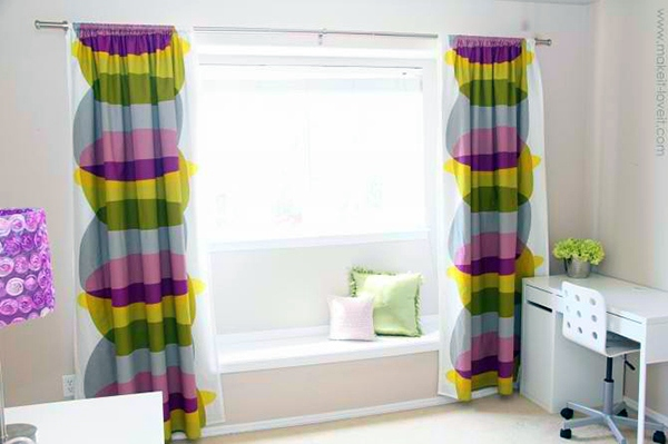 Sew Curtains Themselves 20 Great Diy Curtains Ideas