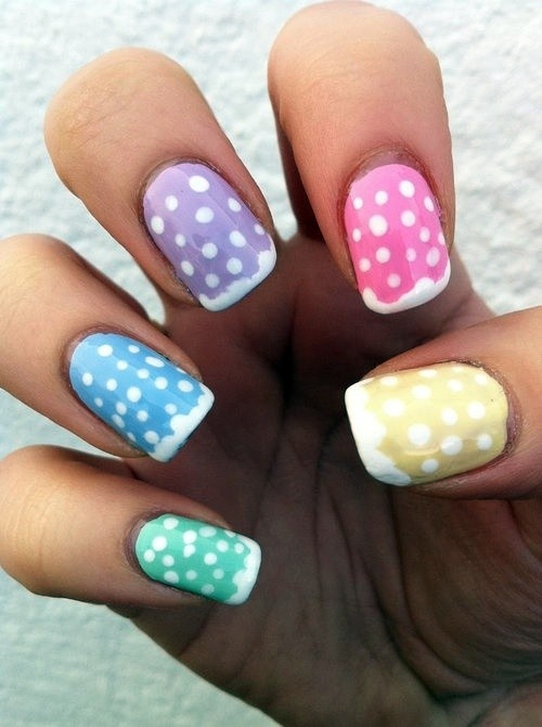 Easter ideas for festive nails hands | Interior Design Ideas | AVSO.ORG