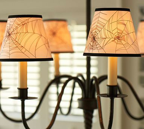 30 cool interior design ideas for Halloween decoration