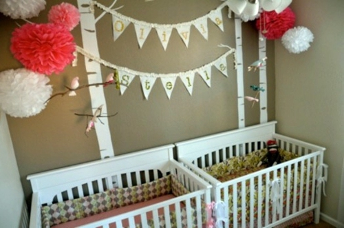 Welcome home baby decoration ideas for Baby welcome home decoration
