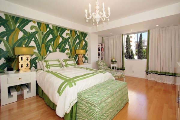 bedroom design and wall colors charm and luxury in the bedroom - Bedroom Wall Colors Pictures
