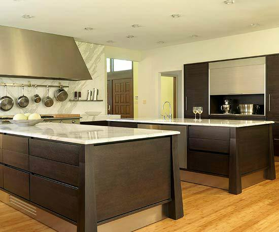 double kitchen island designs practical design solutions