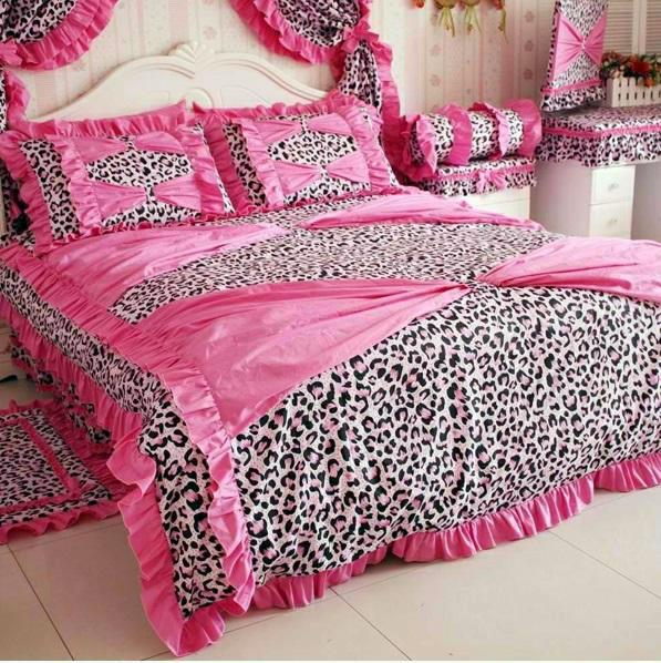 15 lovely bedroom ideas with leopard accents