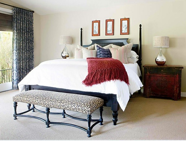 I Coto De Caza Schlafzimmer Ideen   15 Lovely Bedroom Ideas With Leopard  Accents