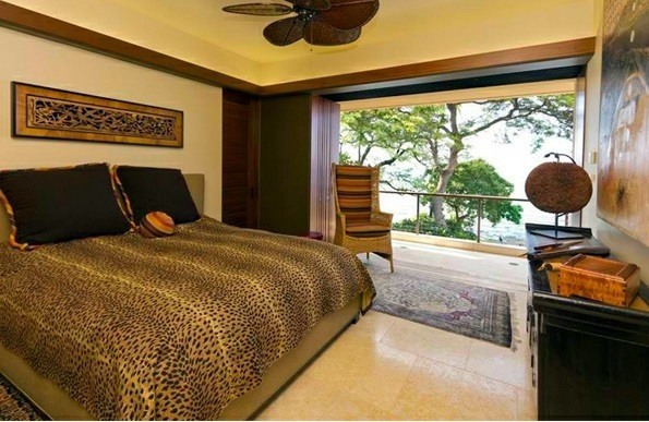 Hawaii 15 Lovely Bedroom Ideas With Leopard Accents