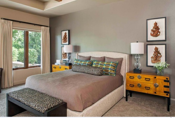 Leopard Bedroom Ideas 15 lovely bedroom ideas with leopard accents | interior design