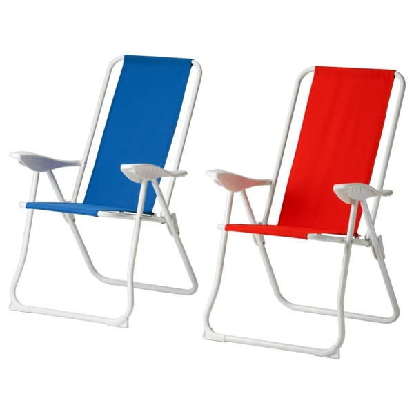 Beach chair Ikea – cheap lounge furniture for your beach trip