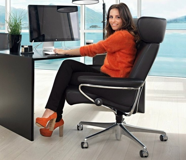 stressless office chair – provide for the comfort in the office