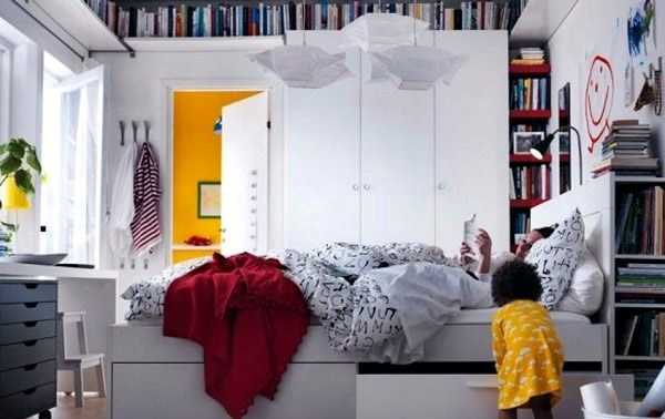 Style Of Schlafzimmer Best IKEA Bedroom Designs for 2012 Simple - Contemporary best ikea bed For Your Plan
