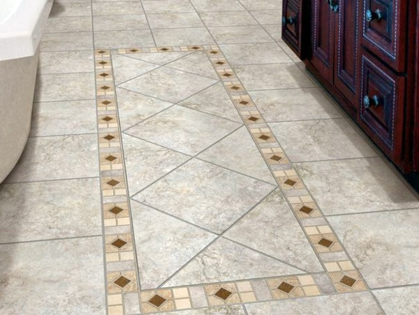 Main advantages of porcelain floor tiles interior design for Main floor flooring ideas