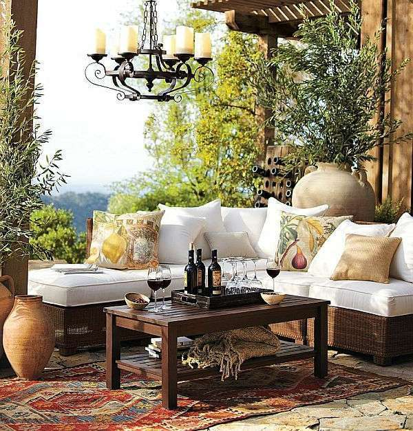 Mediterranean interior design ideas – inspiration from the Old World ...