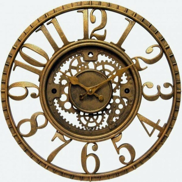 Designer wall clocks that serve as wall decoration