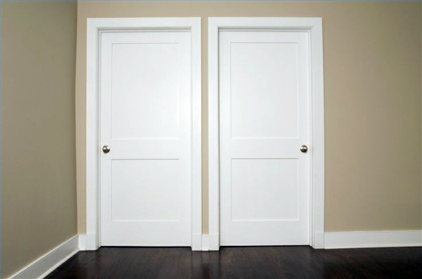 Photos Of Interior Doors Painted Black