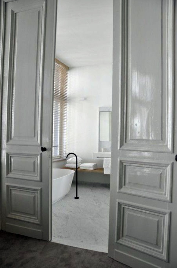 25 white interior doors ideas for your interior design ...