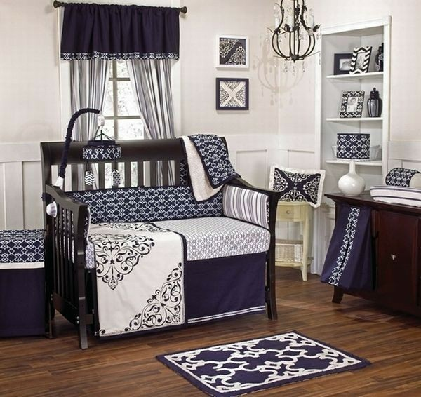 30 Cool Modern Baby Bedding For Boys Trends