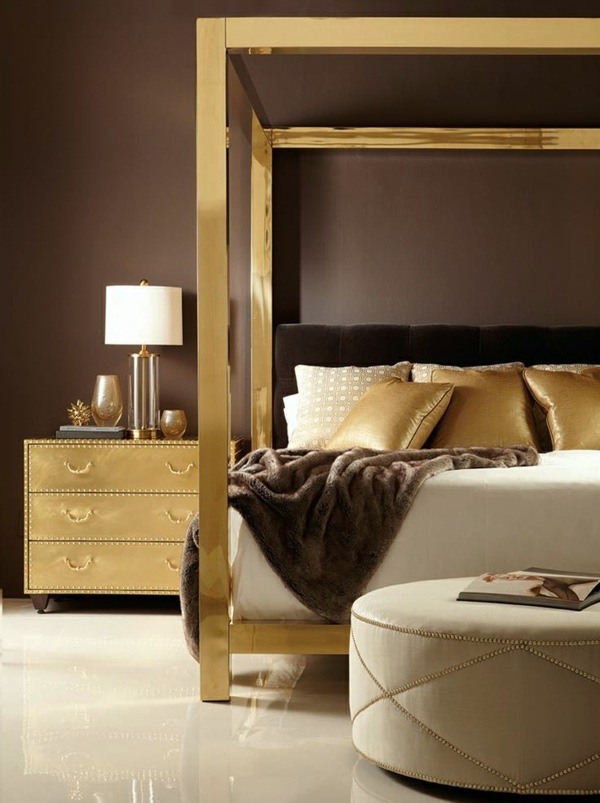 Lovely Interior Designs For Room living Perform Ideas With Gold Elements 40 Lovely Bedroom Design Ideas