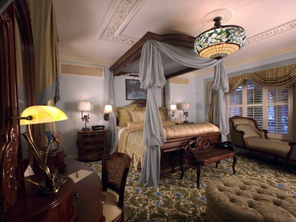 40 lovely bedroom design ideas interior design ideas for Victorian style master bedroom