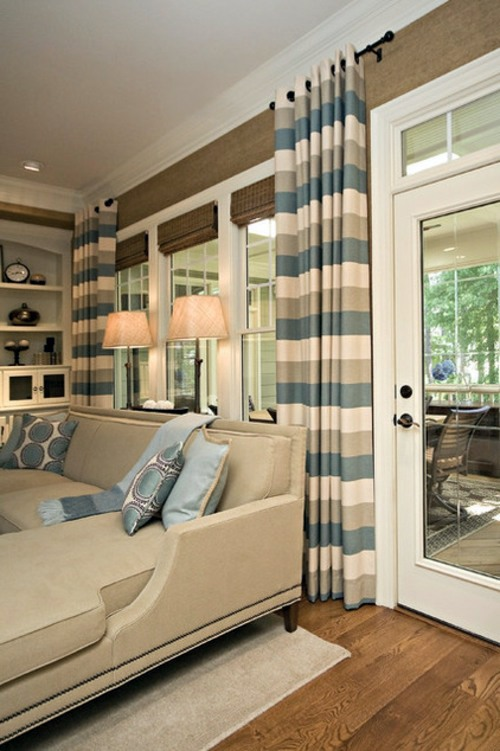 Decorative Curtains How Long Should Your Curtains Interior Design Ideas Avso Org