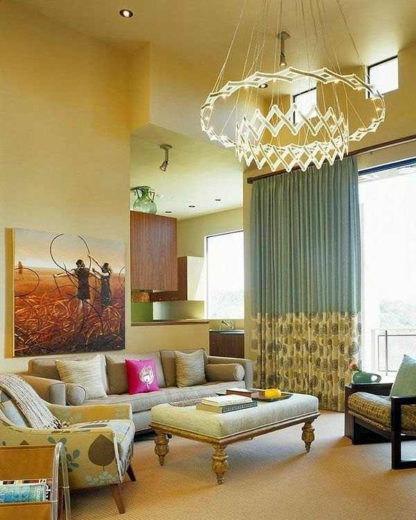 30 Modern Home Decor Ideas: To Make 30 Design Ideas Modern Living Room