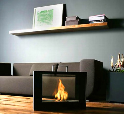 10 great portable fireplaces – warm nights around the fire