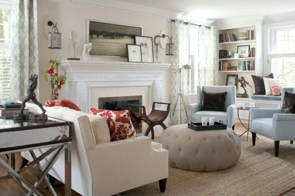 10 Ideas For Living A Chic Living Room Furniture