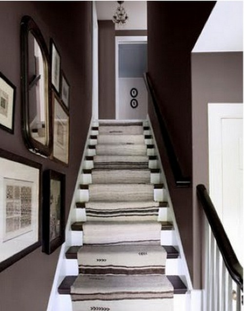35 Cool Stair Rugs To Make Your Life Safer