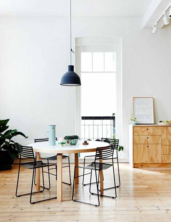 70 Round Dining Tables That Can Totally Transform Any
