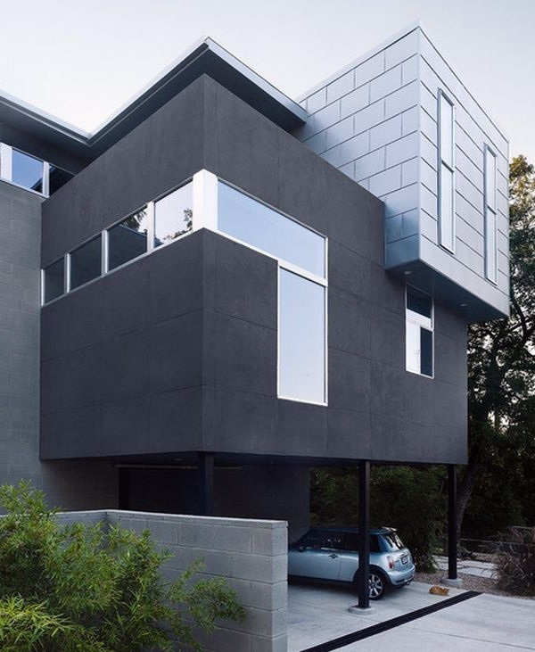 Gray Facade Yes This Is A Very Good Choice Interior