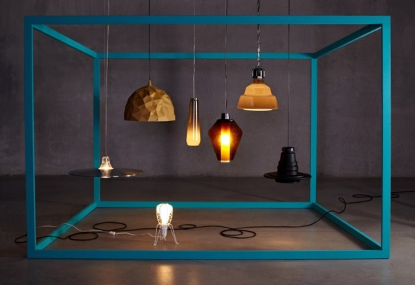 Lampen - Modern lighting designs of diesel - extravagant lighting for your home