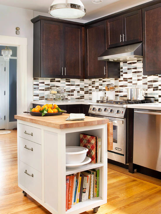 Charmant Kitchen Island Ideas For Small Space