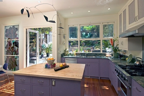 45 Super Popular colors for kitchen cabinets | Interior Design ...