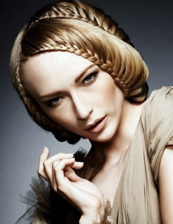 Wedding hairstyles to imitate for the modern bride for A touch of elegance salon