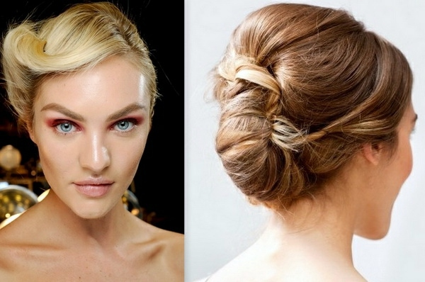 Wedding hairstyles to imitate for the modern bride