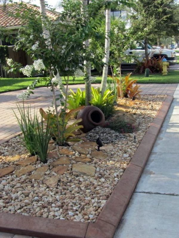 Garden Design With Gravel Ideas with gravel front garden design – photos and tips for you