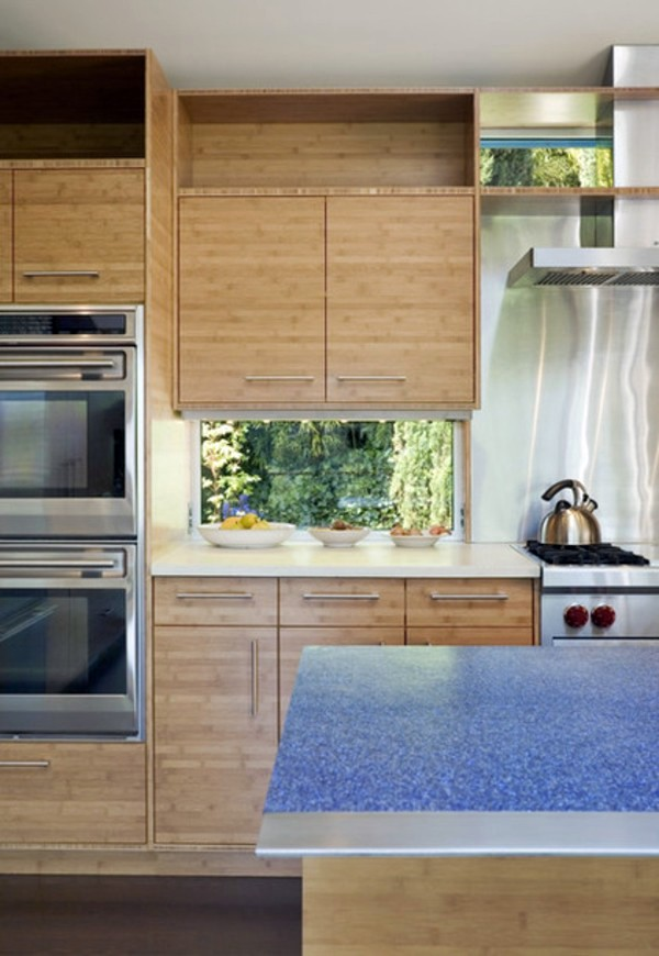 ... Kitchen countertops and the five best matching materials next to the  granite