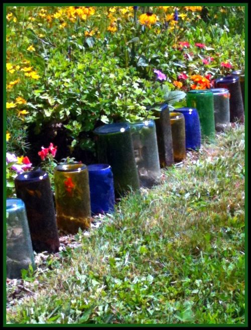 Homemade Garden Decor 25 garden ideas for more freshness and