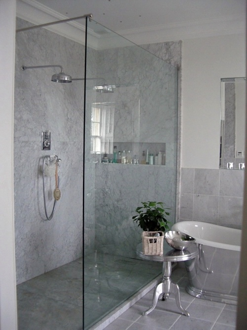 Cold Gray Colors In Bathroom 25 Modern Glass Shower Cubicles   Have You  Already Chosen Your?