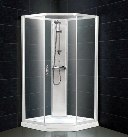 Modern Glass Shower Cubicles Have You Already Chosen