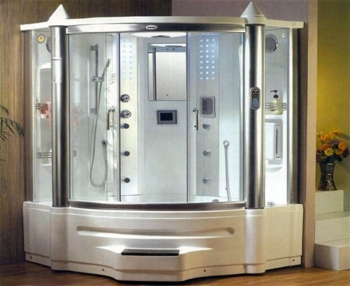 Attrayant Contemporary And High Tech Shower 25 Modern Glass Shower Cubicles   Have  You Already Chosen Your?