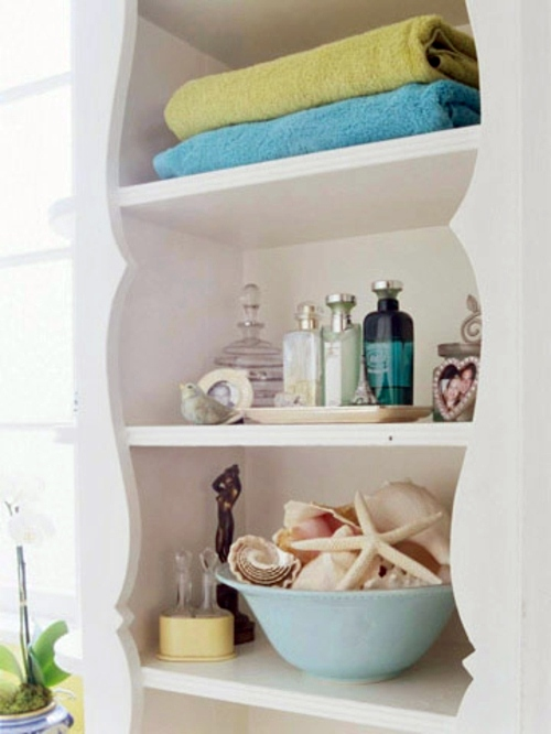 ... Beautify Your Home   Seashells Decoration
