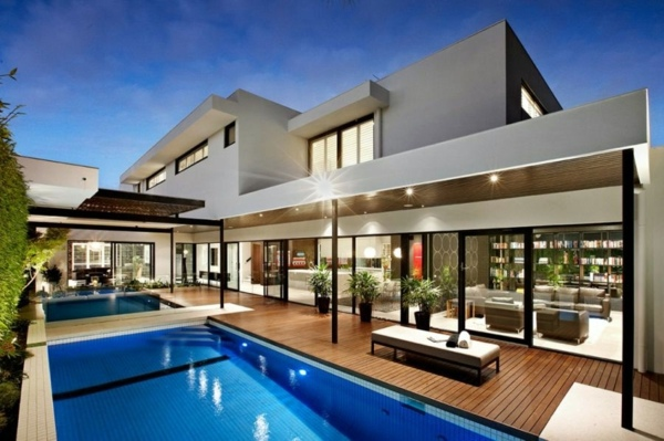 Architektur   Modern House Situated In The Heart Of Melbourne, Australia
