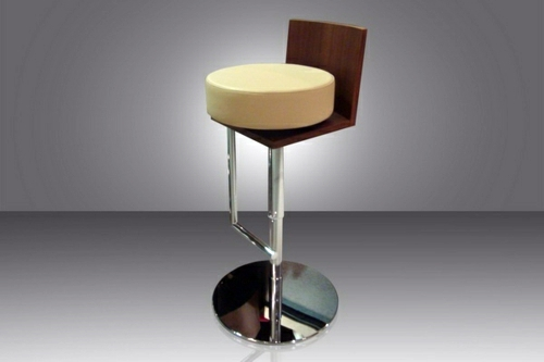48 Modern Bar Stool With Backrest Styles Chic