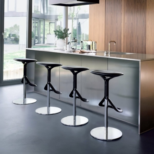 48 modern bar stool with backrest styles chic for Modern design bar stools